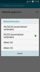 Samsung A300FU Galaxy A3 - Netwerk - 4G/LTE inschakelen - Stap 7