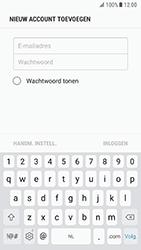 Samsung G930 Galaxy S7 - Android Nougat - E-mail - Handmatig instellen - Stap 7
