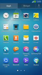 Samsung Galaxy S 4 LTE - Rete - Selezione manuale della rete - Fase 3
