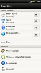 HTC Z520e One S - Bluetooth - connexion Bluetooth - Étape 6