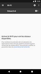 Google Pixel XL - Wi-Fi - Accéder au réseau Wi-Fi - Étape 5