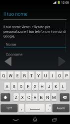 Sony Xperia Z1 - Applicazioni - Configurazione del negozio applicazioni - Fase 5