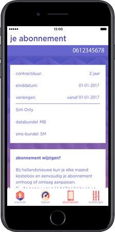 Apple iPhone 6s - iOS 11 - apps - hollandsnieuwe app gebruiken - stap 10