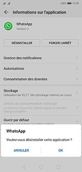 Huawei P20 - Android Pie - Applications - Comment désinstaller une application - Étape 7
