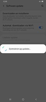 Samsung Galaxy A80 - software - update installeren zonder pc - stap 6
