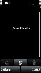 Nokia 5800 Xpress Music - E-Mail - Konto einrichten - Schritt 20