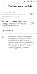 Alcatel 1X - Internet et connexion - Utiliser le mode modem par USB - Étape 6