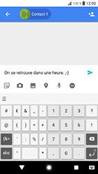 Sony Xperia XZ - Android Oreo - MMS - envoi d'images - Étape 7