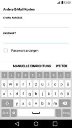 LG G5 - E-Mail - Konto einrichten (yahoo) - 1 / 1