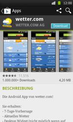 Samsung I9000 Galaxy S - Apps - Herunterladen - Schritt 13