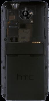 HTC Desire 601 - SIM-Karte - Einlegen - Schritt 4