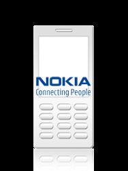 Nokia  Ander - Internet - automatisch instellen - Stap 1