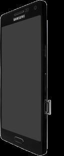 Samsung Galaxy A3 - SIM-Karte - Einlegen - 6 / 10