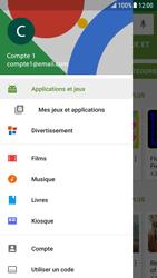 Samsung Galaxy S6 - Android Nougat - Applications - Comment vérifier les mises à jour des applications - Étape 5