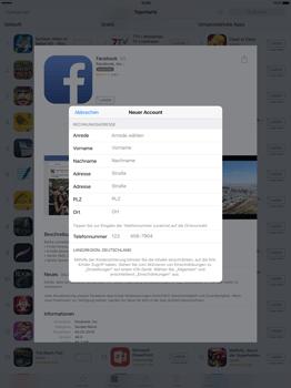 Apple iPad Pro 12.9 inch - Apps - Konto anlegen und einrichten - 28 / 35