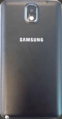 Samsung Galaxy Note 3 LTE - SIM-Karte - Einlegen - 0 / 0