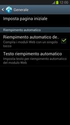 Samsung Galaxy S III LTE - Internet e roaming dati - Configurazione manuale - Fase 24