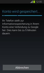 Samsung Galaxy Express - Apps - Einrichten des App Stores - Schritt 20