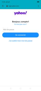 Oppo Reno 2 - E-mails - Ajouter ou modifier votre compte Yahoo - Étape 10