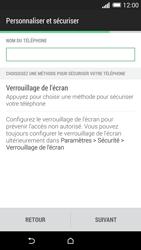 HTC Desire 816 - Premiers pas - Créer un compte - Étape 28