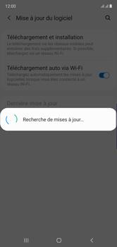 Samsung Galaxy Note10 - Appareil - Mises à jour - Étape 7