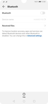 Huawei P30 - Bluetooth - Connecting devices - Step 5