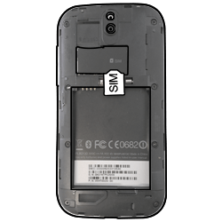 HTC C525u One SV - SIM-Karte - Einlegen - Schritt 3