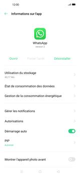 Oppo Find X2 Pro - Applications - Comment désinstaller une application - Étape 7