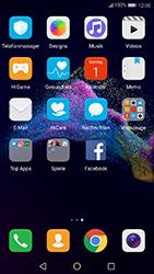 Huawei P8 Lite 2017 - SMS - Manuelle Konfiguration - 4 / 11