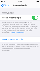 Apple iphone-se-met-ios-13-model-a1723 - Instellingen aanpassen - Back-up maken in je account - Stap 12