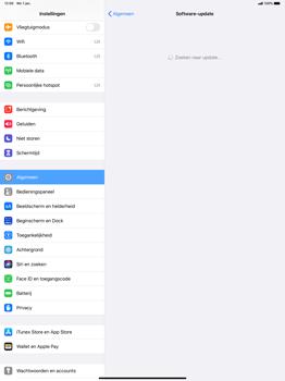 Apple iPad Pro 12.9 inch 4th generation (2020) (Model A2232) - Software updaten - Update installeren - Stap 5