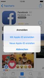 Apple iPhone SE - iOS 10 - Apps - Konto anlegen und einrichten - Schritt 8