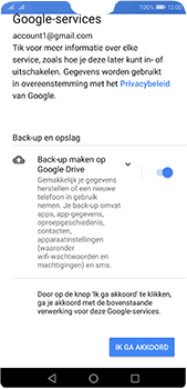 Huawei P20 Pro - E-mail - Handmatig instellen (gmail) - Stap 13