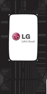 LG (toestel niet gevonden?)