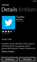 Nokia Lumia 820 / Lumia 920 - Apps - Einrichten des App Stores - Schritt 7