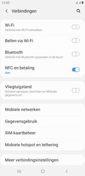 Samsung galaxy-j4-plus-dual-sim-sm-j415fn-android-pie - NFC - NFC activeren - Stap 6
