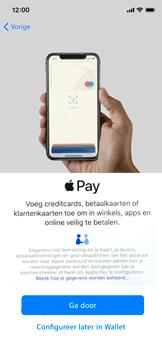 Apple iphone-11-model-a2221 - Instellingen aanpassen - Nieuw toestel instellen - Stap 33