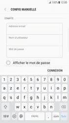Samsung G935 Galaxy S7 Edge - Android Nougat - E-mail - Configuration manuelle - Étape 10