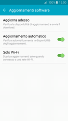 Samsung Galaxy S6 Edge - Software - Installazione degli aggiornamenti software - Fase 7
