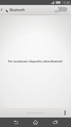 Sony Xperia Z2 - Bluetooth - Collegamento dei dispositivi - Fase 5