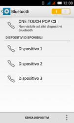 Alcatel One Touch Pop C3 - Bluetooth - Collegamento dei dispositivi - Fase 7