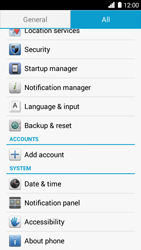 Huawei Ascend G6 - Device - Software update - Step 5