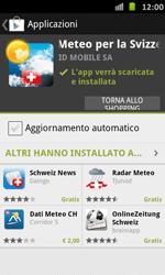 Samsung Galaxy S Advance - Applicazioni - Installazione delle applicazioni - Fase 16