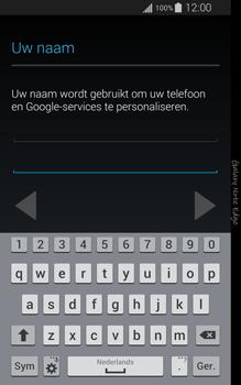 Samsung Galaxy Note Edge - apps - account instellen - stap 6