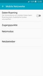 Samsung Galaxy A5 (2016) (A510F) - Netzwerk - Manuelle Netzwerkwahl - Schritt 5
