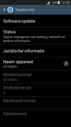 Samsung Galaxy S3 Neo - software - update installeren zonder pc - stap 6