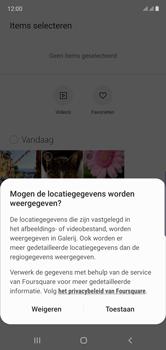 Samsung Galaxy Note10 - MMS - afbeeldingen verzenden - Stap 16