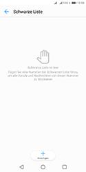 Huawei Y5 (2018) - Anrufe - Anrufe blockieren - 7 / 12
