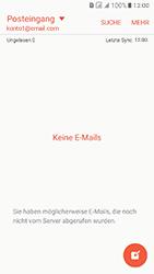 Samsung J510 Galaxy J5 (2016) DualSim - E-Mail - Konto einrichten - Schritt 15