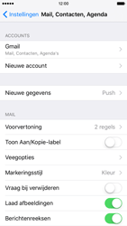 Apple iPhone 6s - E-mail - handmatig instellen (gmail) - Stap 10
